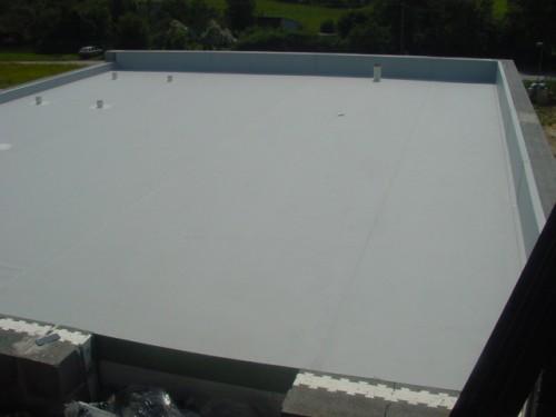 Folie na střechu